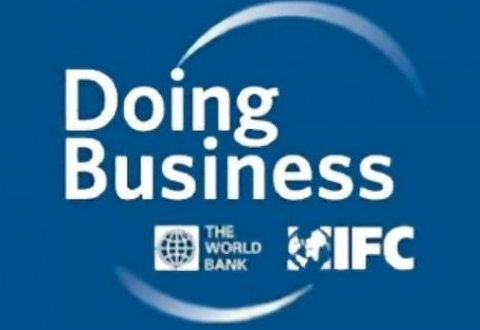 Ukraine ranks 76th in Doing Business rating